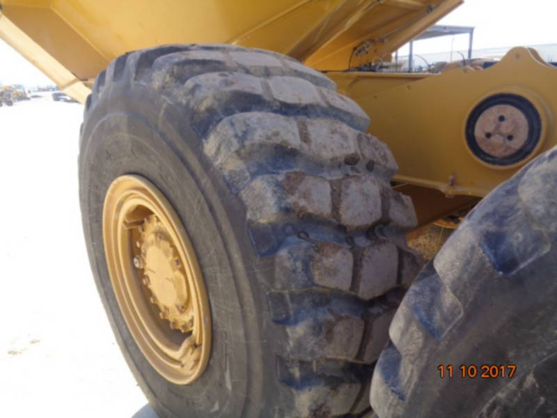 Caterpillar CAMIOANE ARTICULATE 730C equipment  photo 15
