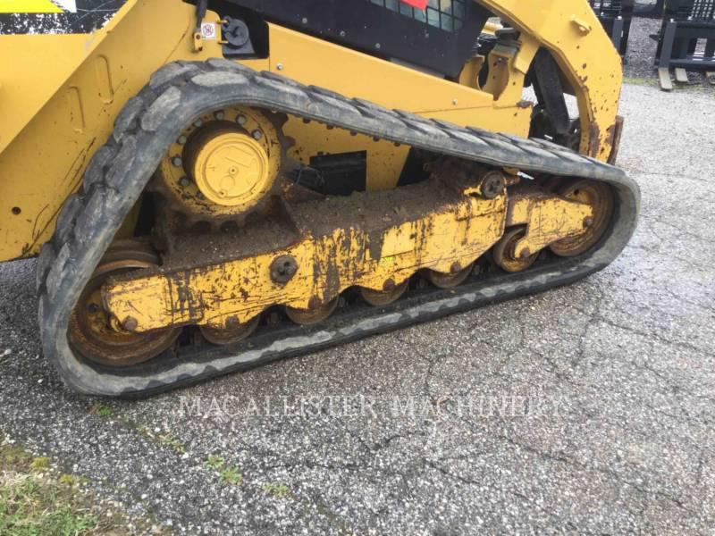 CATERPILLAR CARGADORES MULTITERRENO 299DXHP equipment  photo 6
