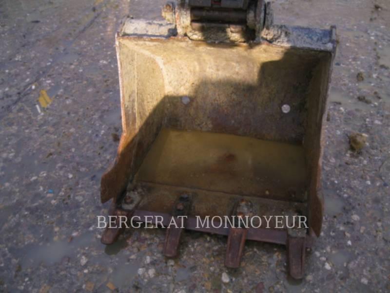 CATERPILLAR KOPARKI GĄSIENICOWE 302.7D CR equipment  photo 15