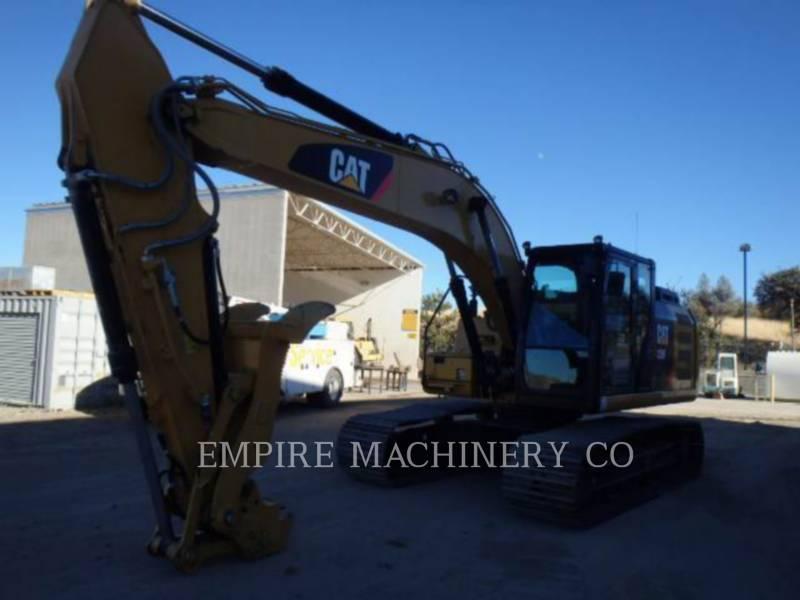 CATERPILLAR TRACK EXCAVATORS 320FL TH P equipment  photo 4