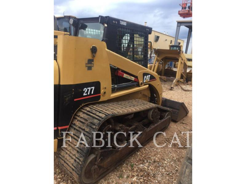 CATERPILLAR 多地形装载机 277 equipment  photo 6