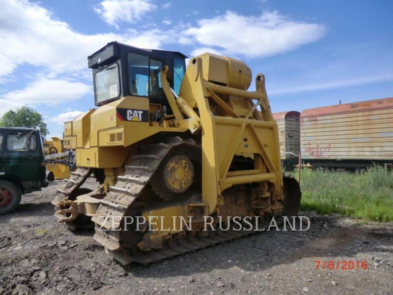 CATERPILLAR TIENDETUBOS 587R equipment  photo 5