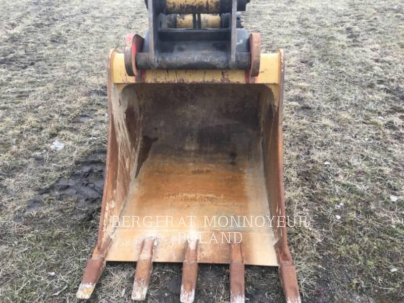CATERPILLAR PELLES SUR PNEUS M313D equipment  photo 10