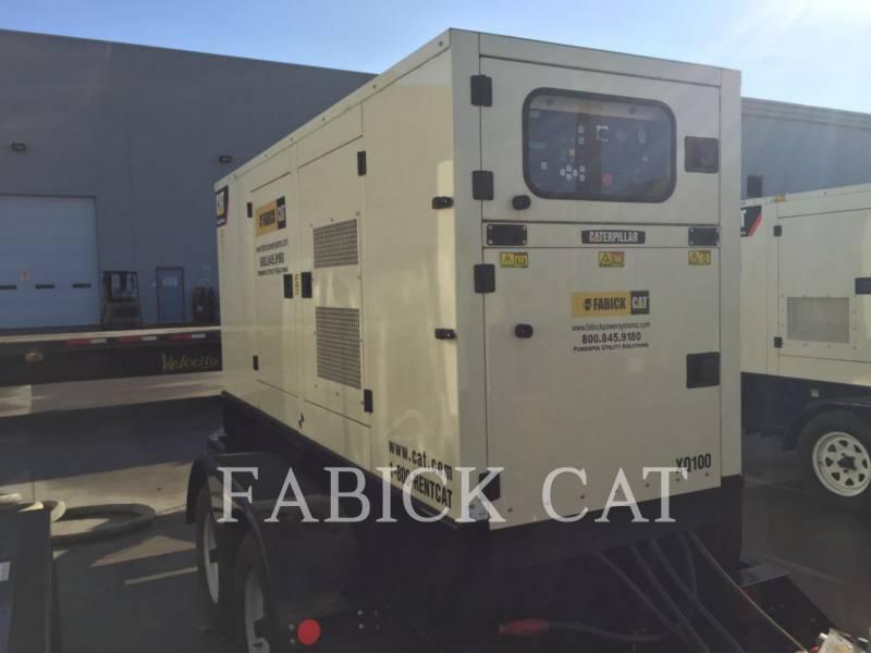 CATERPILLAR Grupos electrógenos móviles XQ100 equipment  photo 1