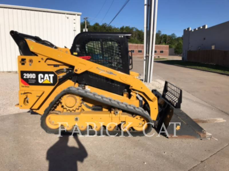 CATERPILLAR CARREGADEIRAS TODO TERRENO 299DXHP equipment  photo 4