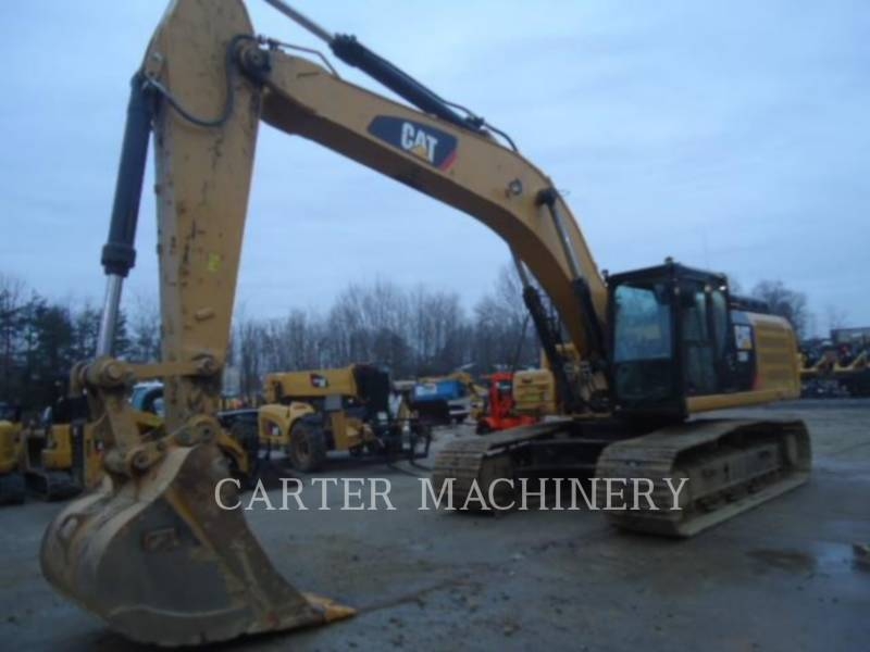 CATERPILLAR TRACK EXCAVATORS 336F 10 equipment  photo 2
