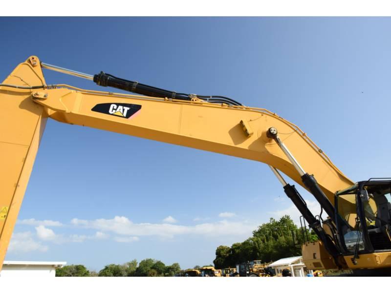 CATERPILLAR PELLES SUR CHAINES 390 D L equipment  photo 21