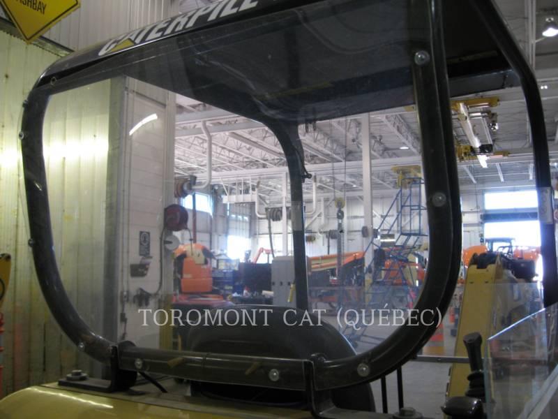 CATERPILLAR PELLES SUR CHAINES 301.8C equipment  photo 9