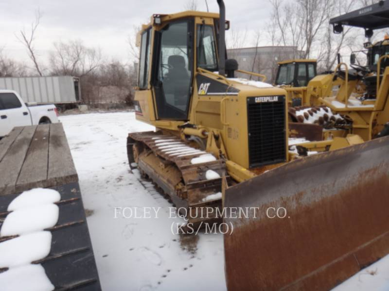 CATERPILLAR KETTENDOZER D5G equipment  photo 18
