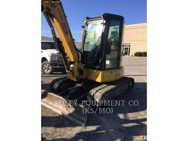 CATERPILLAR TRACK EXCAVATORS 305.5E2LC equipment  photo 1
