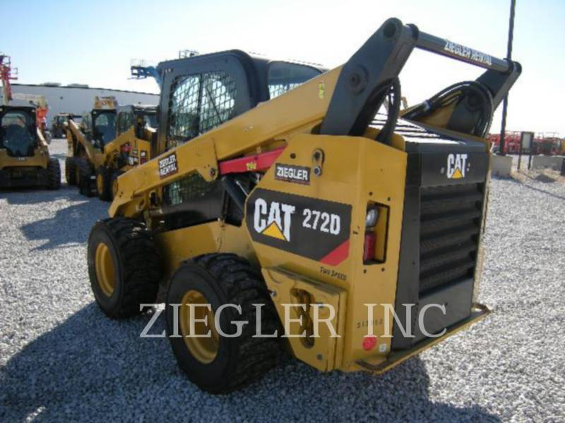 CATERPILLAR CHARGEURS COMPACTS RIGIDES 272DSR equipment  photo 4