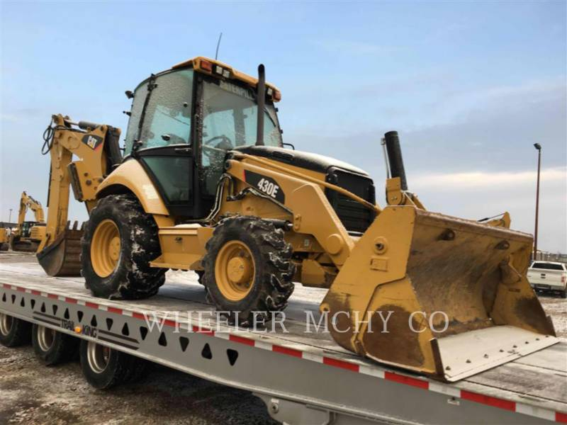 CATERPILLAR BACKHOE LOADERS 430E E MP equipment  photo 2