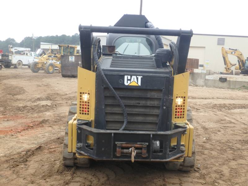 CATERPILLAR CARGADORES MULTITERRENO 299DXHP equipment  photo 3