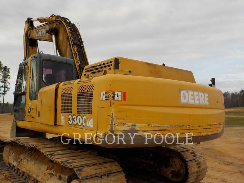 JOHN DEERE EXCAVADORAS DE CADENAS 330C LC equipment  photo 8
