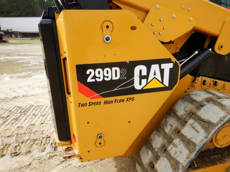 CATERPILLAR MULTI TERRAIN LOADERS 299D2 equipment  photo 22