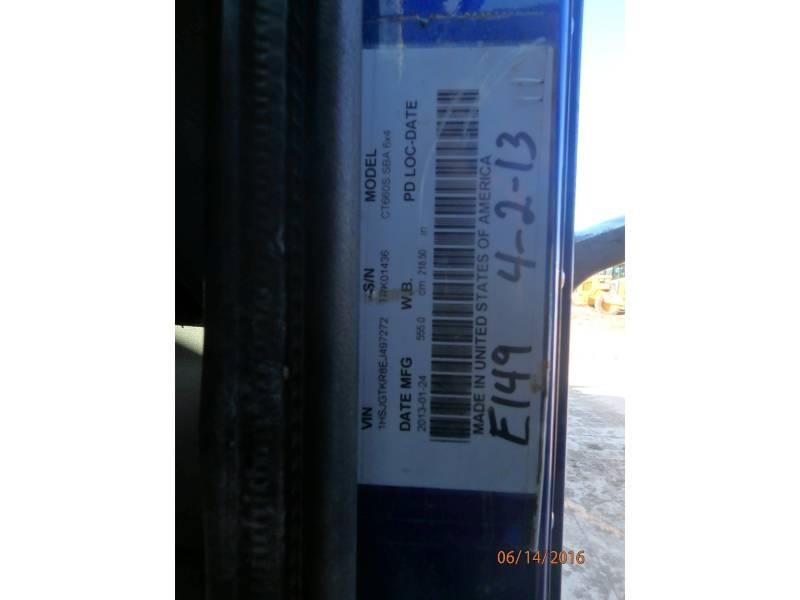 CATERPILLAR ON HIGHWAY TRUCKS CT660S equipment  photo 2