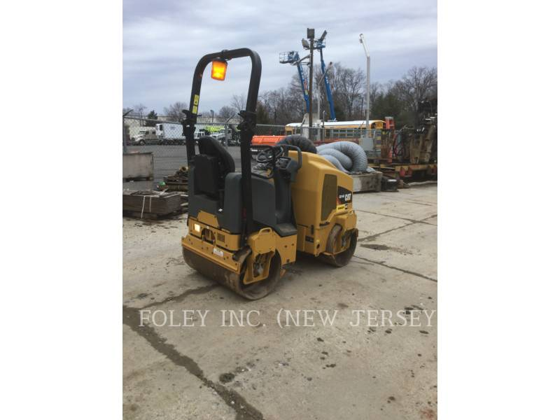 CATERPILLAR COMPACTORS CB14BXW equipment  photo 4