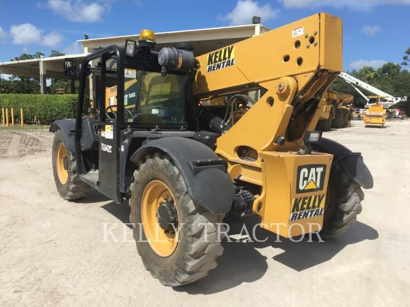 Caterpillar STIVUITOR TELESCOPIC TL642C equipment  photo 3