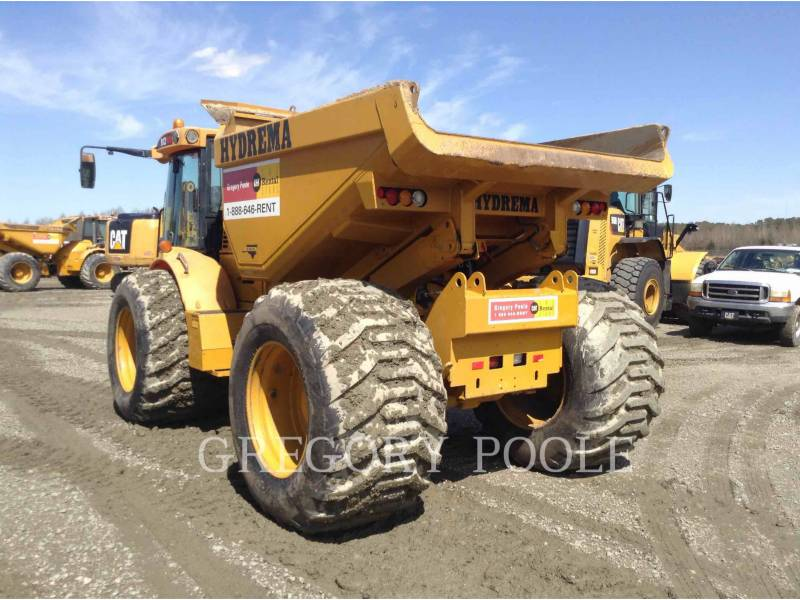 HYDREMA ARTICULATED TRUCKS 912HM equipment  photo 2