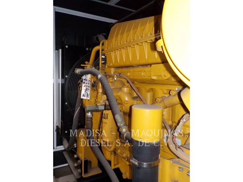 CATERPILLAR STATIONÄRE STROMAGGREGATE 3306B EPG equipment  photo 16