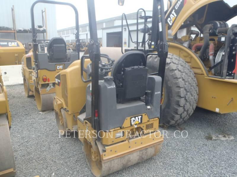 CATERPILLAR PAVIMENTADORES DE ASFALTO CB14B equipment  photo 4
