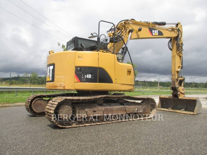 CATERPILLAR ESCAVATORI CINGOLATI 314DLCR equipment  photo 4