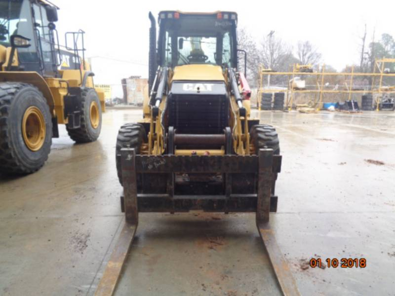 CATERPILLAR KOPARKO-ŁADOWARKI 420F2IT equipment  photo 15