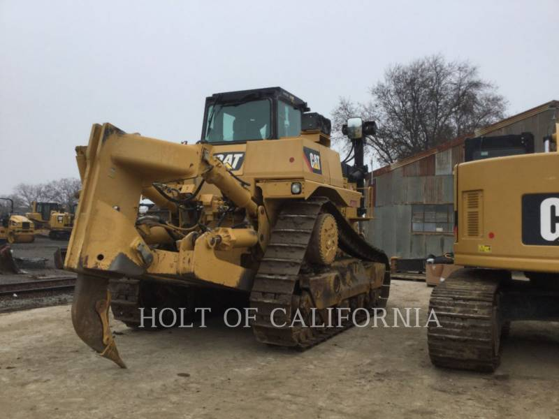 CATERPILLAR TRACTORES DE CADENAS D10T equipment  photo 2
