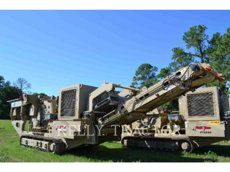 KOLBERG CRUSHERS FT4240 equipment  photo 1