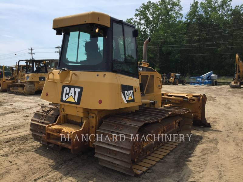 CATERPILLAR TRACK TYPE TRACTORS D6KLGP equipment  photo 4