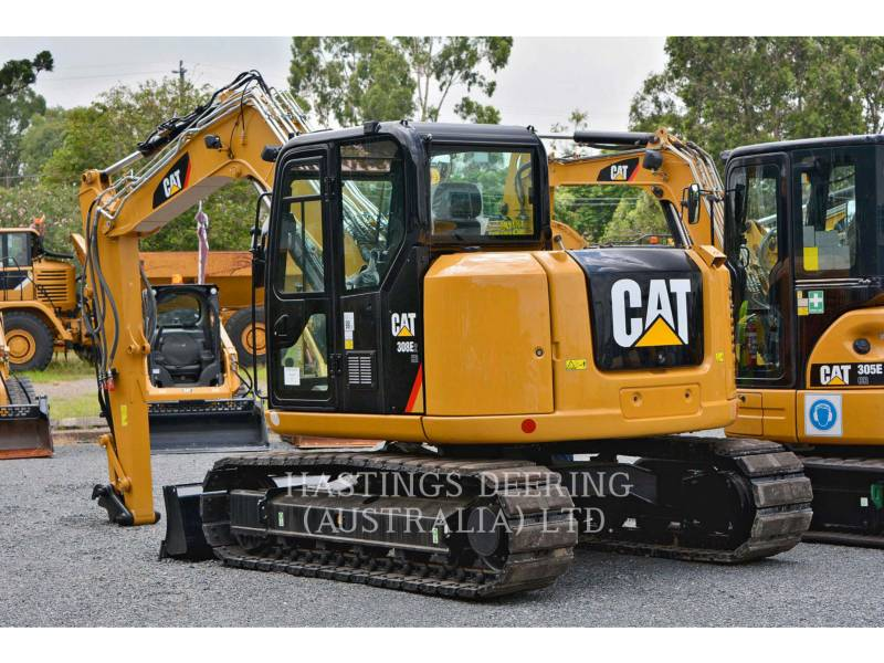 CATERPILLAR PELLES SUR CHAINES 308E2CR equipment  photo 5