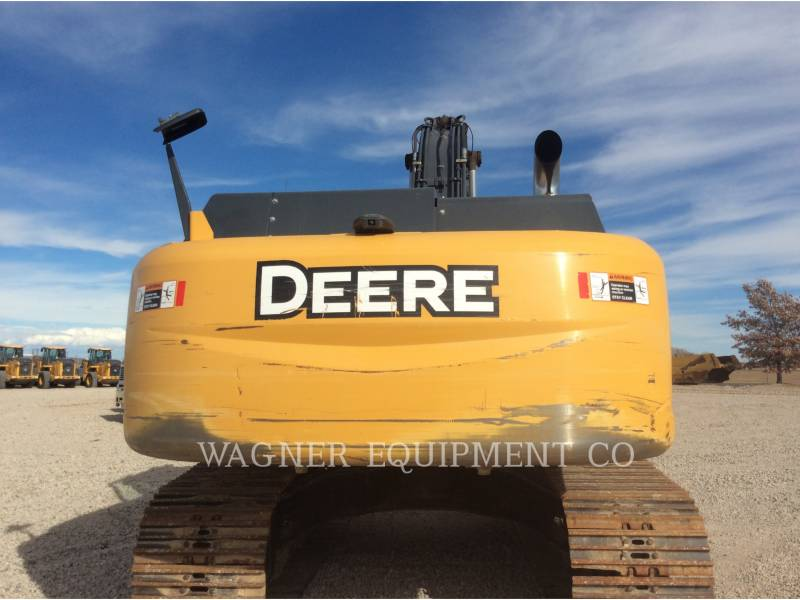 JOHN DEERE EXCAVATOARE PE ŞENILE 350G equipment  photo 9