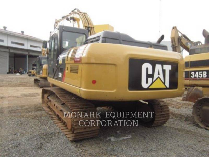 CATERPILLAR TRACK EXCAVATORS 329D2 equipment  photo 4