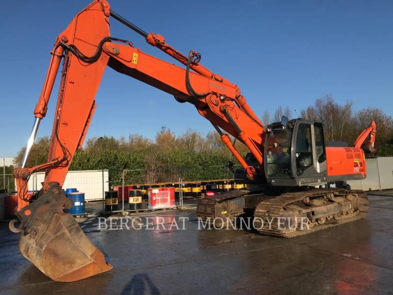 HITACHI PELLES SUR CHAINES ZX 350 LCN-3 equipment  photo 1