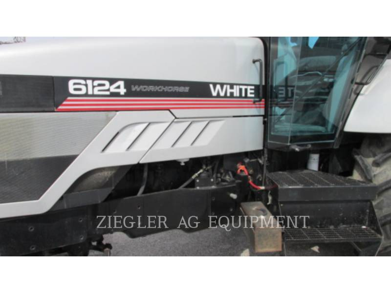 AGCO-WHITE/NEW IDEA TRACTORES AGRÍCOLAS 6124 equipment  photo 13