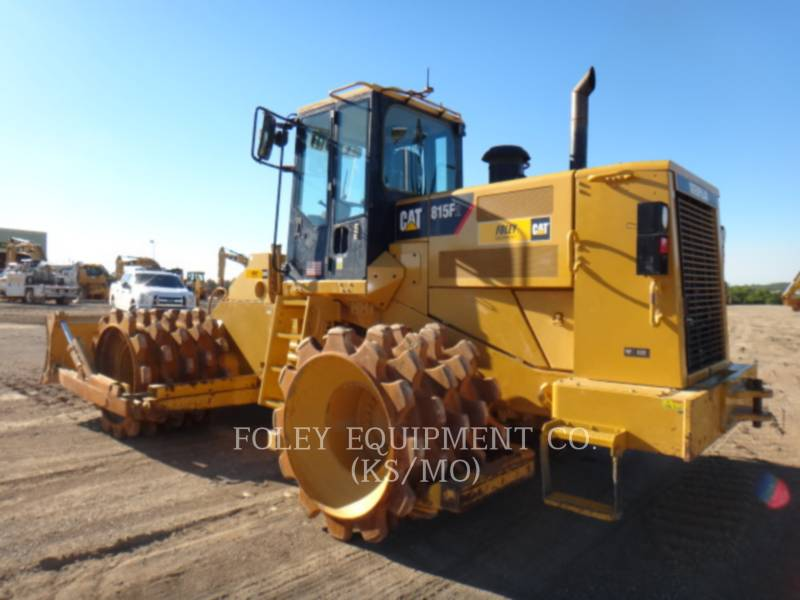 CATERPILLAR VERDICHTER 815F2 equipment  photo 4
