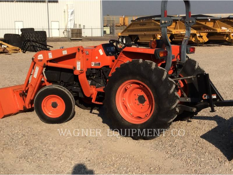 KUBOTA TRACTOR CORPORATION TRACTEURS AGRICOLES L4400E equipment  photo 3