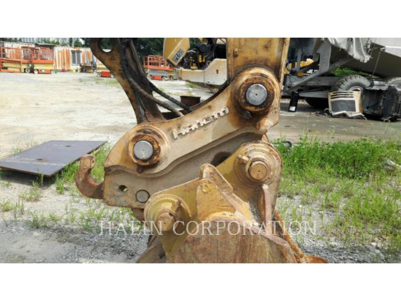CATERPILLAR EXCAVADORAS DE RUEDAS M315D2 equipment  photo 12