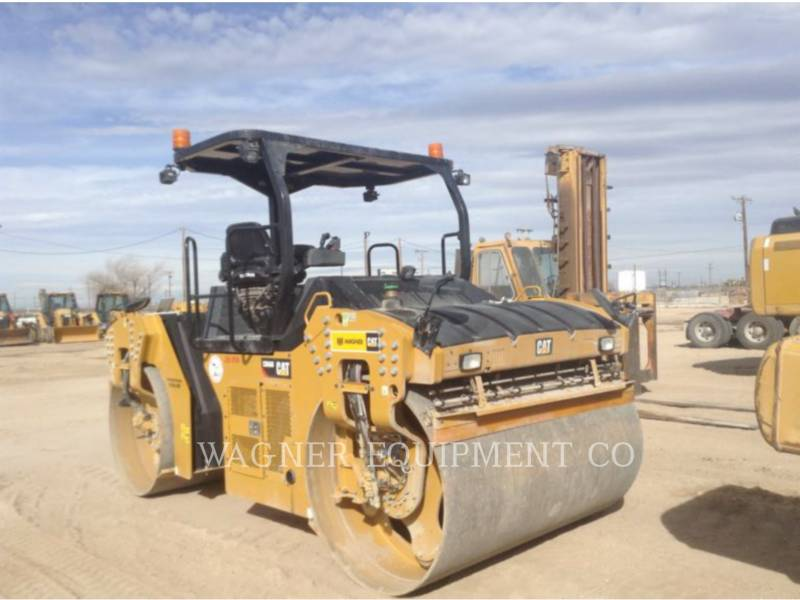 CATERPILLAR COMPACTEURS CB66B equipment  photo 4