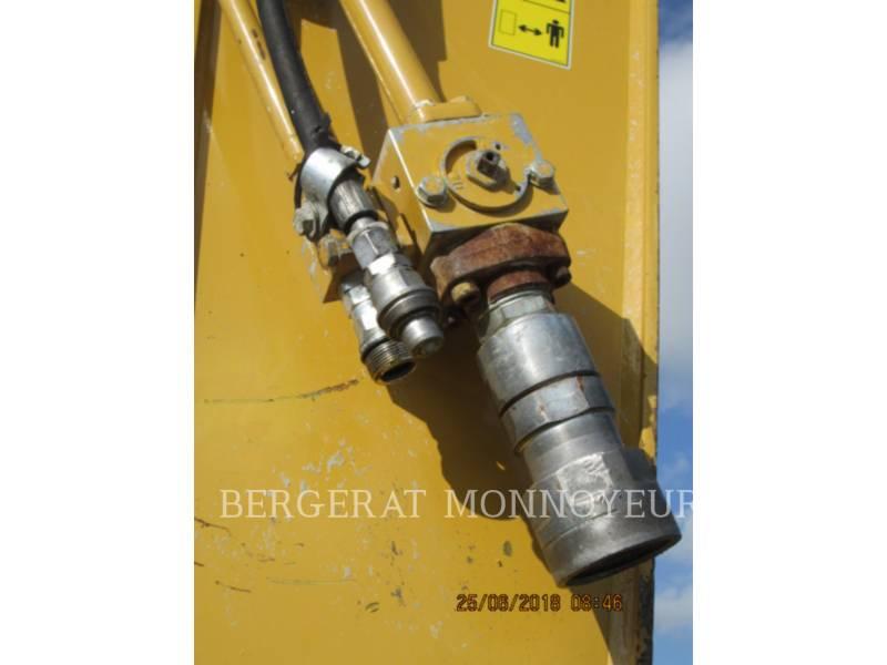 CATERPILLAR ESCAVATORI CINGOLATI 321D CR equipment  photo 21