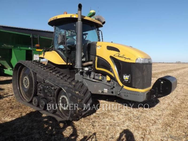 CHALLENGER TRACTEURS AGRICOLES MT765B equipment  photo 1