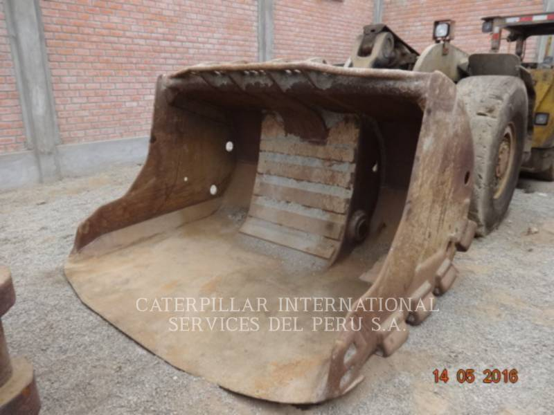 CATERPILLAR CHARGEUSE POUR MINES SOUTERRAINES R 1600 G equipment  photo 3