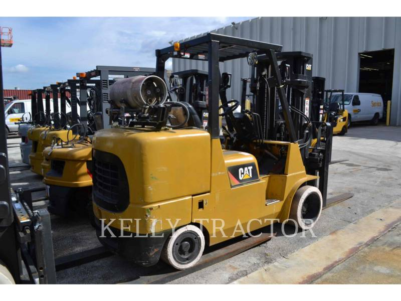 CATERPILLAR LIFT TRUCKS FORKLIFTS GC55K equipment  photo 3