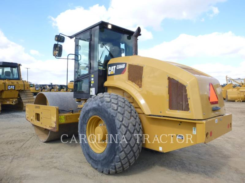 Caterpillar ROLE VIBRATOARE TANDEM CS66B equipment  photo 2