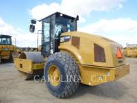 CATERPILLAR COMPATTATORE A SINGOLO TAMBURO VIBRANTE LISCIO CS66B equipment  photo 2