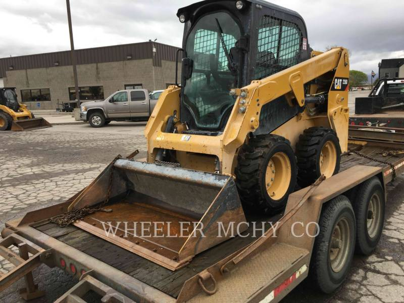CATERPILLAR CHARGEURS COMPACTS RIGIDES 226D C3 equipment  photo 3