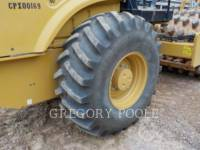 CATERPILLAR EINZELVIBRATIONSWALZE, BANDAGE CP-54B equipment  photo 20