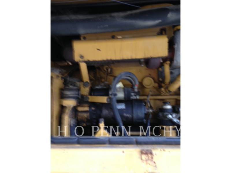 CATERPILLAR WHEEL EXCAVATORS M320 equipment  photo 10