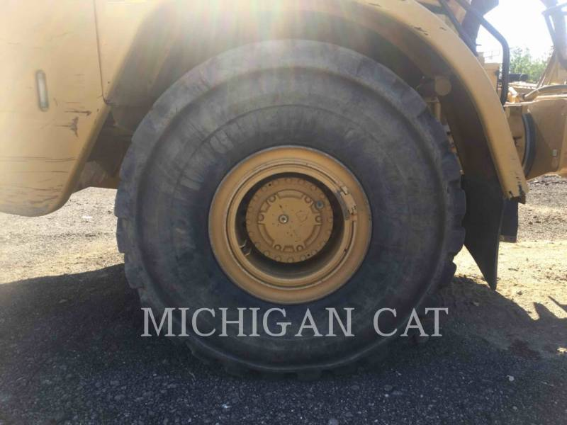 Caterpillar CAMIOANE ARTICULATE 740 T equipment  photo 17