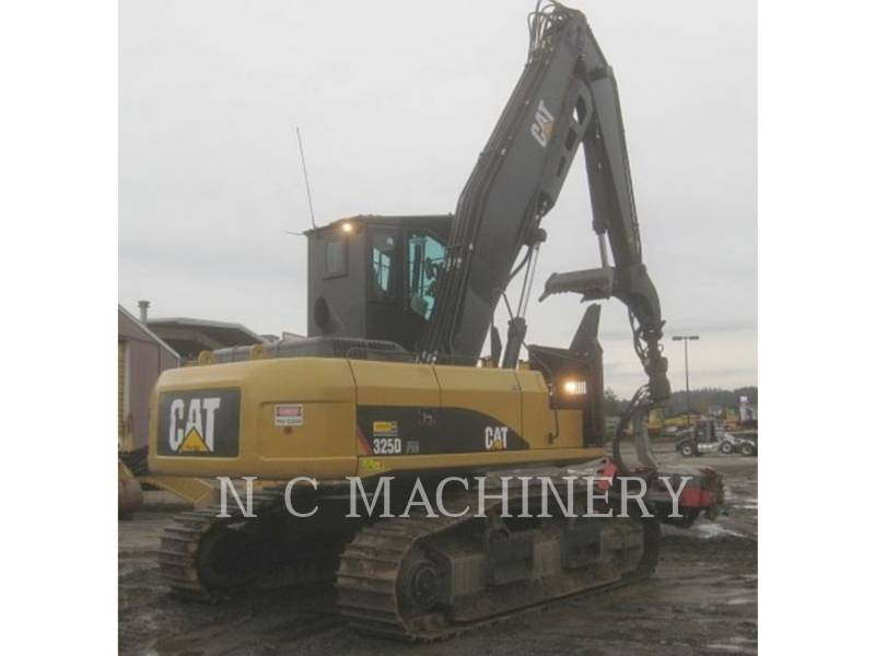 CATERPILLAR MASZYNA LEŚNA 325D FM equipment  photo 2